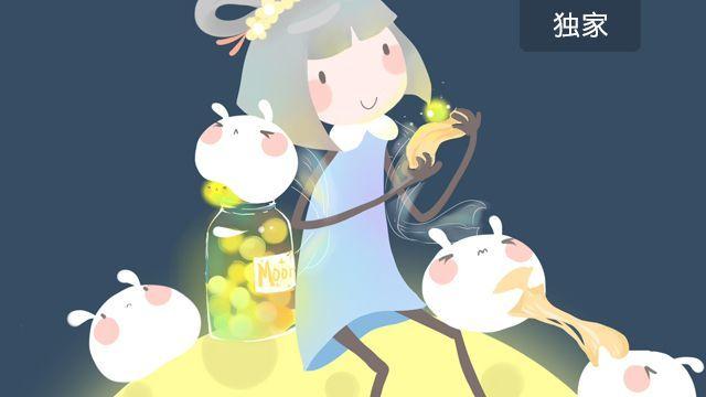 好吃的童话#14 蛋黄月饼