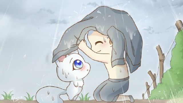 第10话 小和尚为何在雨中下跪?