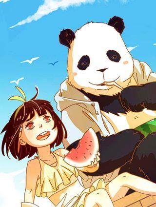 我的panda男友