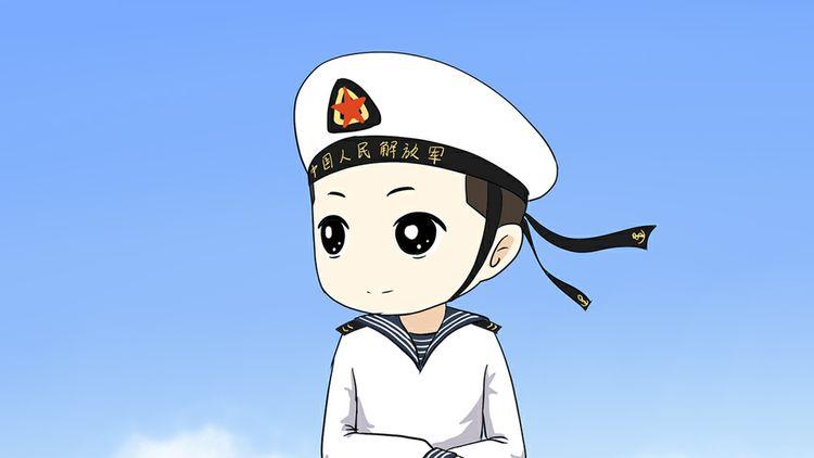 第23话 我是海军的一员,我骄傲