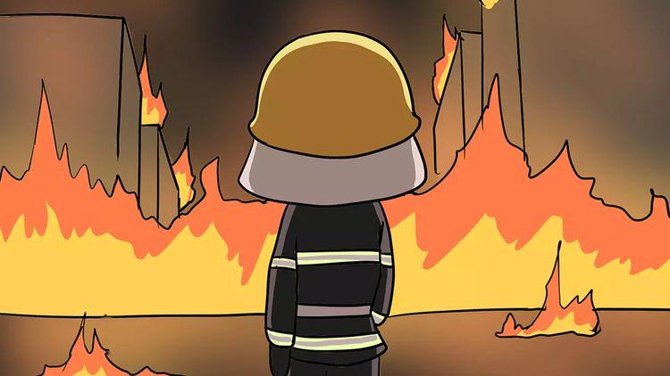 第49话 我是一名消防员