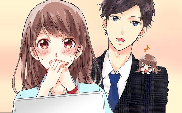 恋爱是为了写剧本!