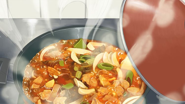第22话 酸泡菜肉汤