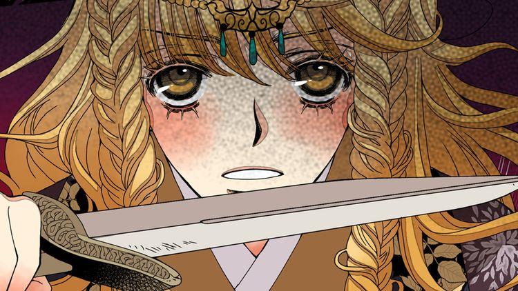第28话 巫女之剑