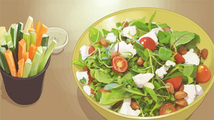第30话 米饭沙拉