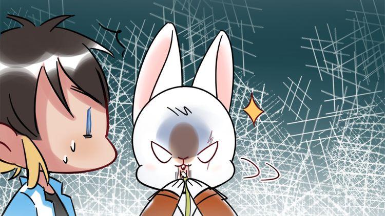 特别篇 关于兔子的那些事01