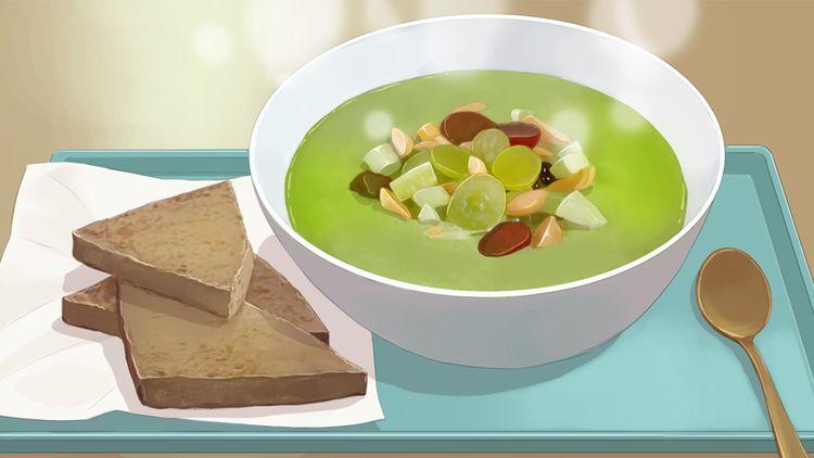 第二季 第1话 菠菜葡萄汤