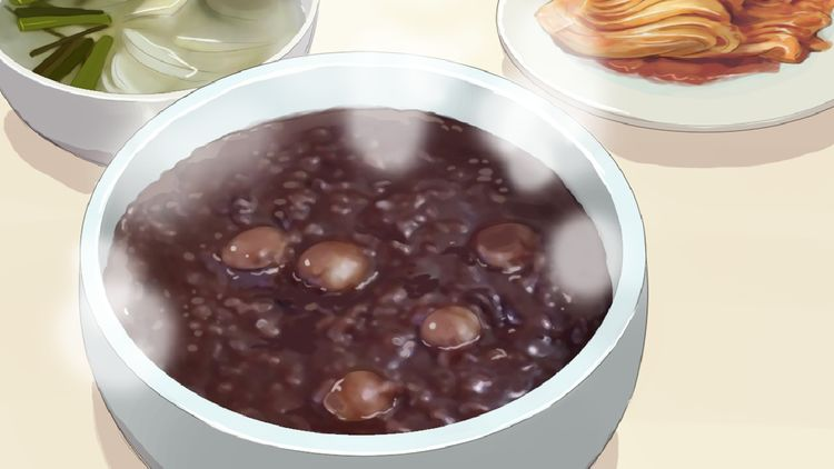 第二季 第6话 冬至红豆粥