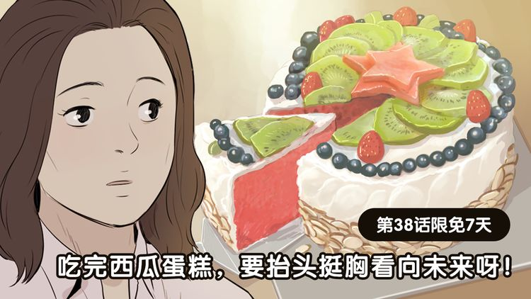 第38话 西瓜蛋糕