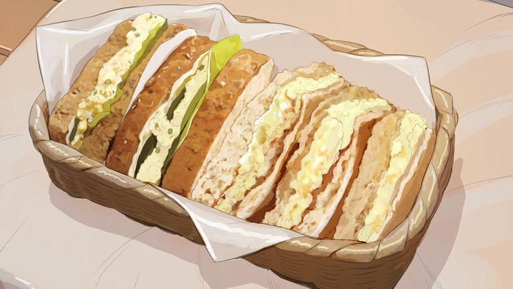 第二季 第25话 鸡蛋三明治