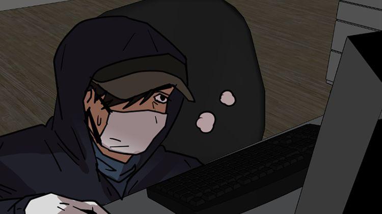 第63话 文件被盗?